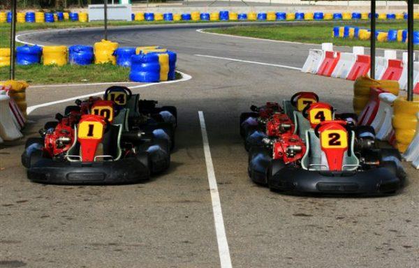 ref PA-686 parc de loisirs de sports mécaniques à vendre
