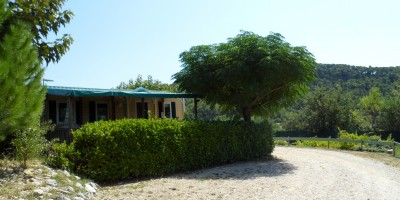 camping à vendre en Provence avec locatifs