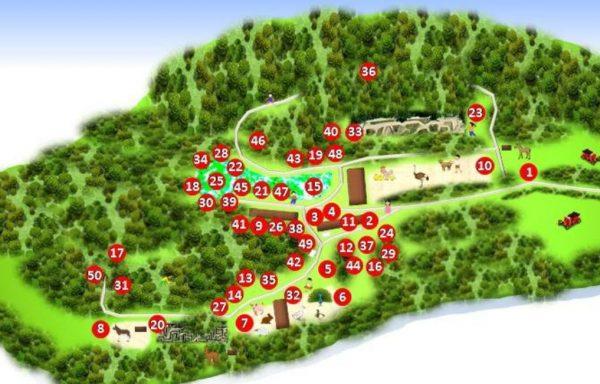 Parc de Loisirs outdoor à vendre Ref PA-721-