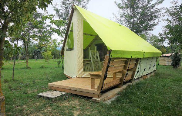 PACA camping à vendre avec accès direct rivière – Ref CA 771