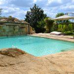 vente chambre d'hôtes avec piscine
